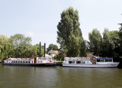 The Pink Champagne and the Southern Comfort Garden Party Charters used by Henley Hospitality