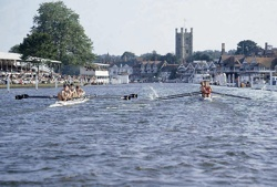 Henley Royal Regatta Racing Images