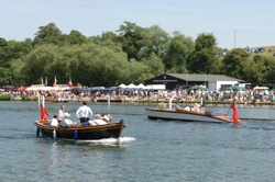 Henley Royal Regatta Racing Preparations